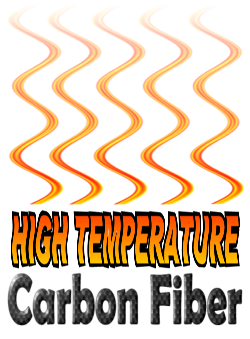 high temperature carbon fiber