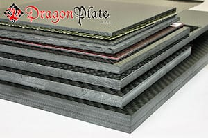 Solid Carbon Fiber Sheets Without Cores