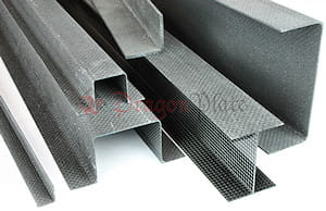 structural carbon fiber components