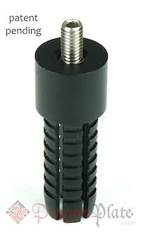 "0.5"" Threaded End Connector with Stud"