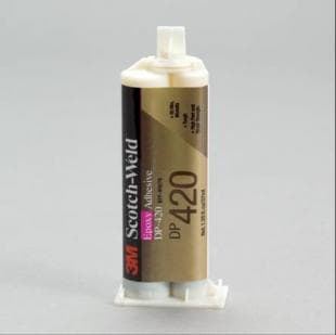 3M Scotch-Weld Epoxy Adhesive DP420 Off-White 37ml Duo-Pak