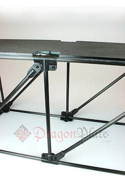 Truss made with Carbon Fiber Tube Connectors