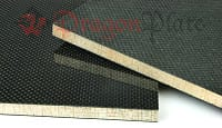 "DragonPlate Carbon Fiber Balsa Core ~ 1/2"" x 12"" x 42"""