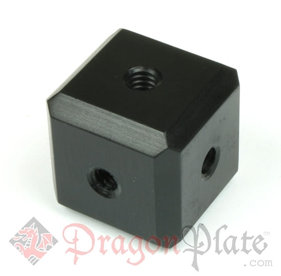 "Cube for use with 0.5"" Pultruded Modular Connector System"