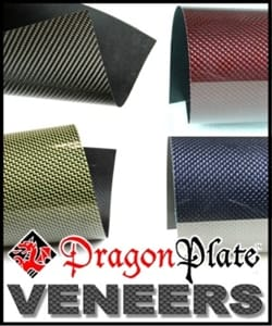 Picture for category Carbon Fiber Veneer Sheets