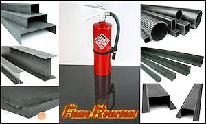 Picture for category Flame Retardant Carbon Fiber