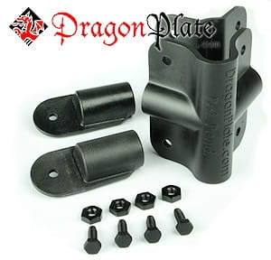 "Picture for category Carbon Fiber 0.5"" Pultruded Tube Molded Connectors"