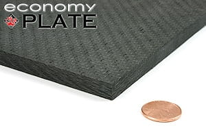 "Picture for category 3/8"" Economy Carbon Fiber Sheets"