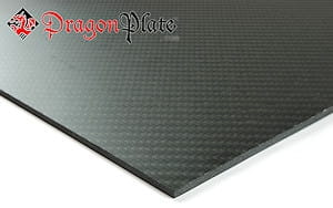 "Picture for category 1/16"" Quasi-isotropic Carbon Fiber Twill/Uni Sheets"