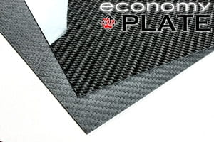 "Picture for category 3/16"" Economy Carbon Fiber Sheets"