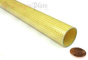 Picture for category Braided Kevlar Round Tubes