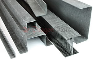 Picture for category Structural Carbon Fiber Components