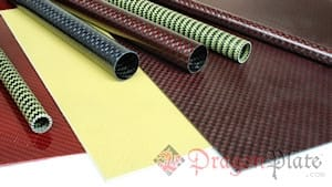 Picture for category Kevlar Composite Products