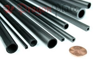 Picture for category Pultruded Carbon Fiber Tube