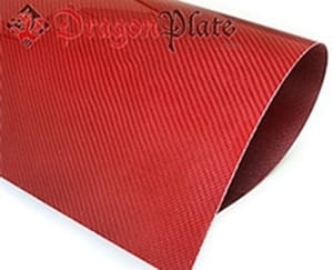 Picture for category Twill Weave Red Kevlar Veneer