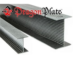 Picture for category Carbon Fiber I-Beams