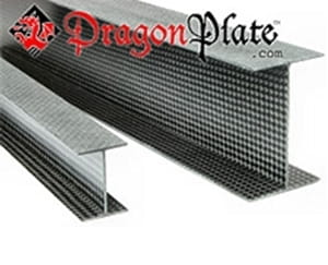 Picture for category Flame Retardant Carbon Fiber I-Beams