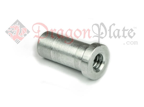 Threaded Tube Insert for Carbon Fiber