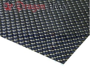 Picture for category Twill Weave Carbon/Kevlar (Blue) Veneer