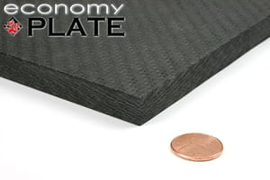 "Picture for category 3/4"" Economy Carbon Fiber Sheets"