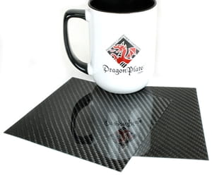 "Picture for category .035"" Two Sided Carbon Fiber Gloss Twill Sheets"