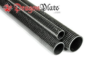 Picture for category Axially Optimized Braided Carbon Fiber Tubes