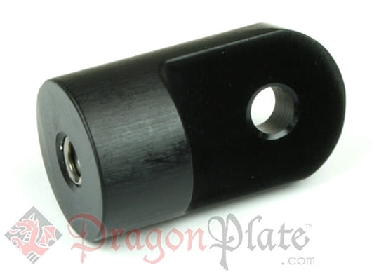 "Picture of 0.5"" End Thread Male Clevis"