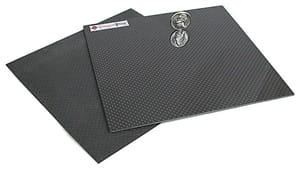 "Picture for category 3/8"" Quasi-isotropic Carbon Fiber Sheets"
