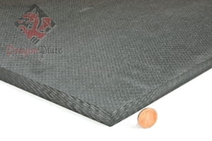 "Picture for category 1/2"" Quasi-isotropic Carbon Fiber Sheets"