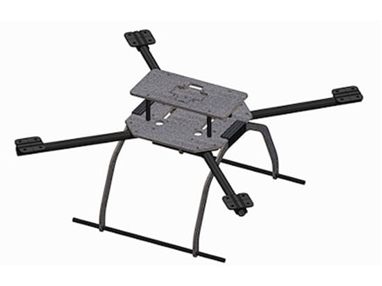 UAV Quadcopter Kit