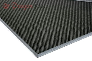 "Picture for category 5/16"" 0/90 Degree Carbon Fiber Twill/Uni Sheets"