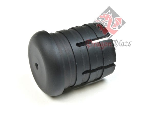 carbon fiber tube end cap