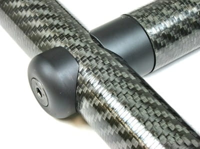 NEW! Tee Joint Carbon Fiber Tube Connector