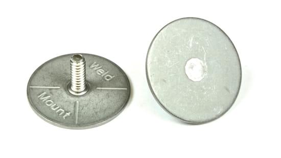"""0.5"""" bondable stud fastener 10-24 thread"""