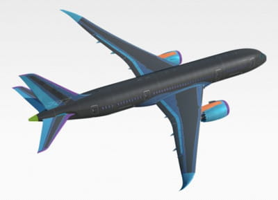 Why is Carbon Fiber Preferred for Aircraft Bodies?