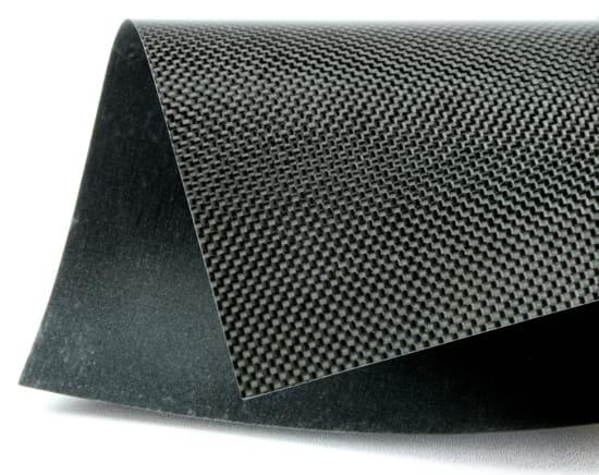 Plain Weave Carbon Fiber Veneer