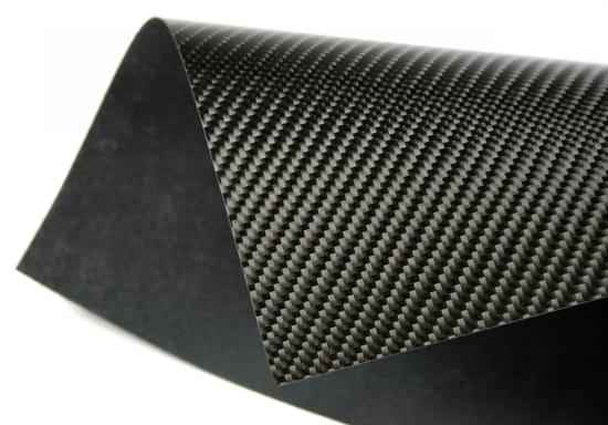 Twill Weave Carbon Fiber Veneer