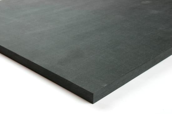 """0/90 Degree Carbon Fiber Uni Sheet ~ 3/8"""" x 24"""" x 24"""""""