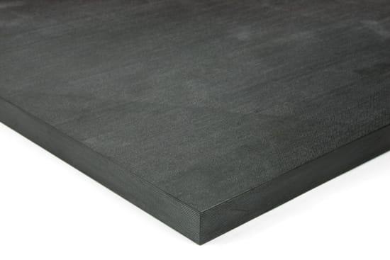 """Quasi-isotropic Carbon Fiber Uni Sheet ~ 1/2"""" x 24"""" x 24"""""""