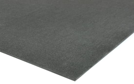 "0/90 Degree Carbon Fiber Uni Sheet ~ 2mm x  6"" x  6"""