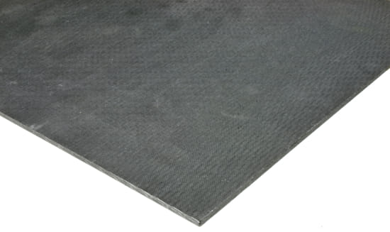 "High Temperature Carbon Fiber Prepreg Sheet - 12"" x 24"" x 0.25"""