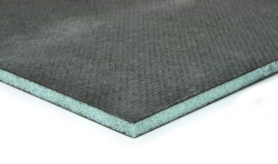 """EconomyPlate Airex C70-40 .25"""" Foam Core Carbon Fiber Sheet - 12"""" x 12"""""""