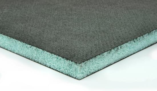 """EconomyPlate Airex C70-40 .5"""" Foam Core Carbon Fiber Sheet - 48"""" x 48"""""""