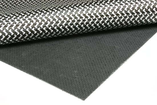 "Carbon Fiber Dyneema® Core Sheet - 1/16"" x 24"" x 24"""