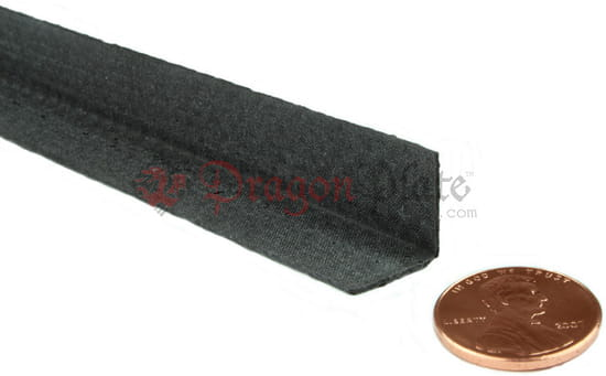 "Picture of Quasi-isotropic Carbon Fiber Angle 1/32"" x 1/2"" x 12"""