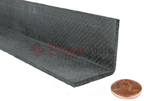"Picture of Quasi-isotropic Carbon Fiber Angle 1/8"" x 1 1/2"" x 12"""