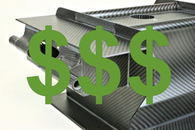Why Are Carbon Fiber Parts So Expensive?