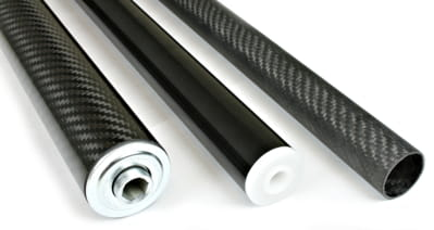 What Are Carbon Fiber Idler Rollers?
