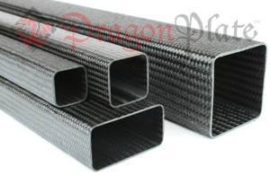 Picture for category Braided Carbon Fiber Square/Rectangular Tubes