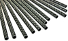 """Picture of Carbon Fiber Roll Wrapped Twill Tube ~ 9mm ID x 24"""", Thin Wall Gloss Finish"""